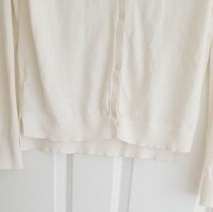 LOFT Sweaters - Beautiful cream cardigan